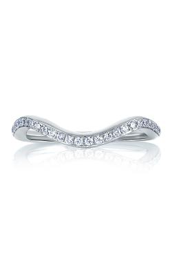A. Jaffe Art Deco Wedding band MRS410-18 product image