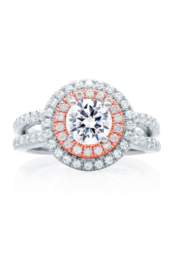 A. Jaffe Art Deco Engagement ring MES634-149 product image