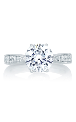 A. Jaffe Art Deco Engagement ring MES649-175 product image
