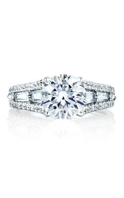 A. Jaffe Art Deco Engagement ring MES154-122A product image