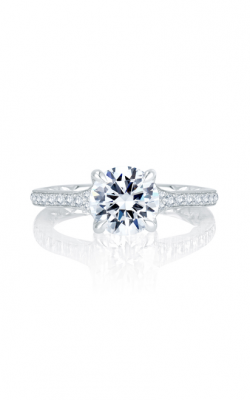 A. Jaffe Art Deco Engagement ring MES738Q-168 product image