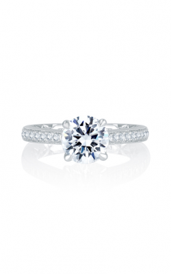 A. Jaffe Art Deco Engagement Ring MES743Q product image