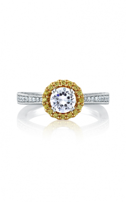 A. Jaffe Art Deco Engagement ring MES600B-110 product image