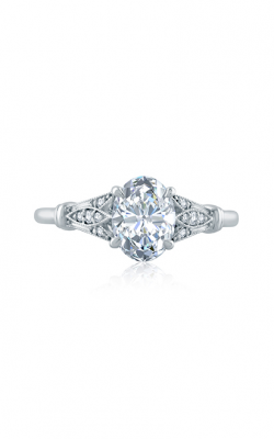 A. Jaffe Art Deco Engagement Ring ME2199Q-161 product image