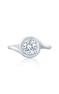 A. Jaffe Seasons Of Love - 18k White Gold  Engagement Ring, ME2133Q product image