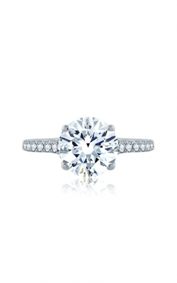 A. Jaffe Seasons Of Love - 18k White Gold 0.19ctw Diamond Engagement Ring, ME2036Q product image