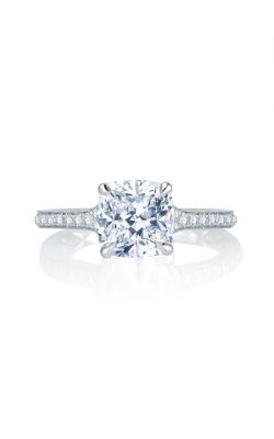 A. Jaffe Seasons Of Love - 18k White Gold 0.18ctw Diamond Engagement Ring, MES739Q product image