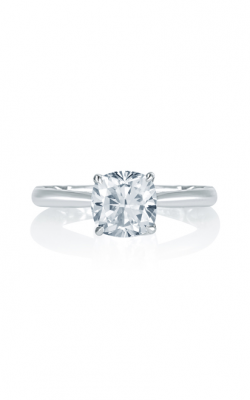 A. Jaffe Seasons Of Love - 18k White Gold 0.70ctw Diamond Engagement Ring, MES760Q product image