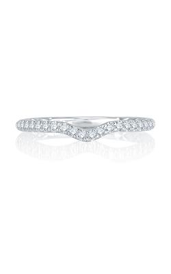 A. Jaffe Art Deco Wedding band MRS767Q product image