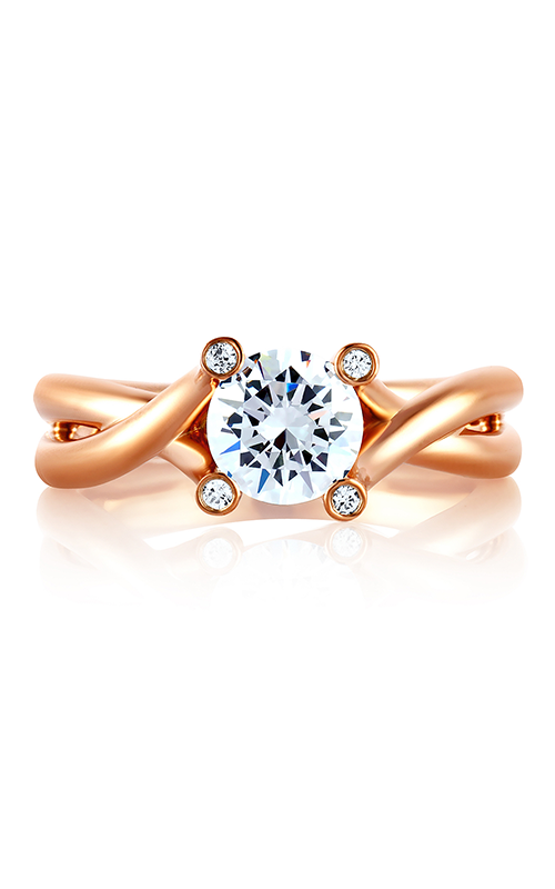 A. Jaffe Seasons of Love Engagement ring MES592-103 product image