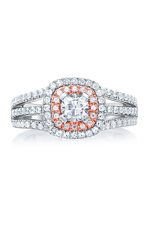 A. Jaffe Art Deco Engagement ring MES631-114 product image