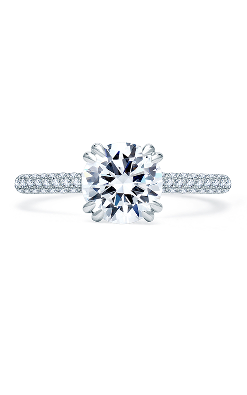 A. Jaffe Quilted Collection Engagement ring ME1841Q-197 product image
