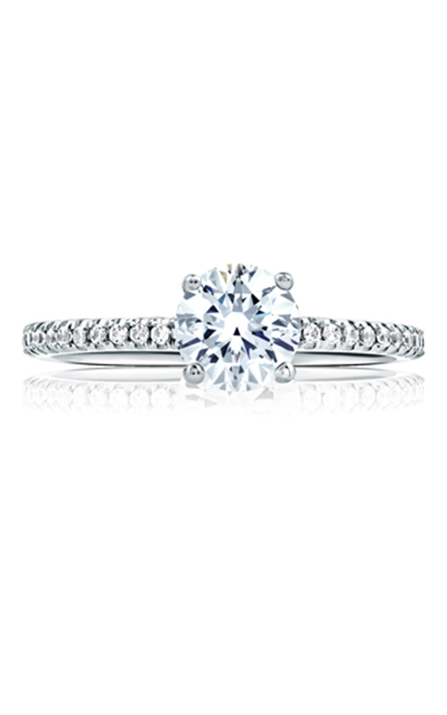 A. Jaffe Quilted Collection Engagement ring ME1750-100 product image