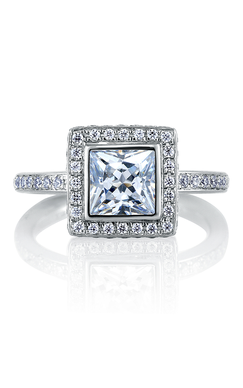 A. Jaffe Metropolitan Engagement ring MES495-161 product image