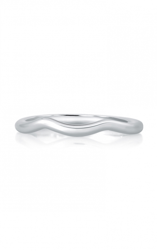 A. Jaffe Metropolitan Wedding band MRS463 product image
