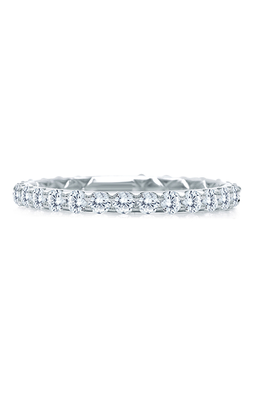A. Jaffe Quilted Collection Wedding band WR1025Q-33 product image