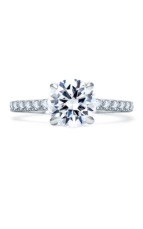 A. Jaffe Quilted Collection Engagement ring ME1850Q-108 product image