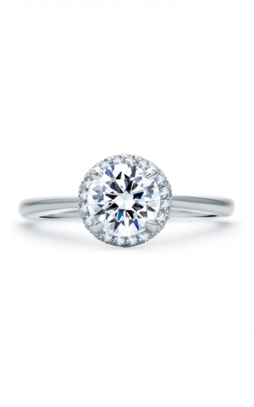 A. Jaffe Quilted Collection Engagement ring ME1843Q-93 product image
