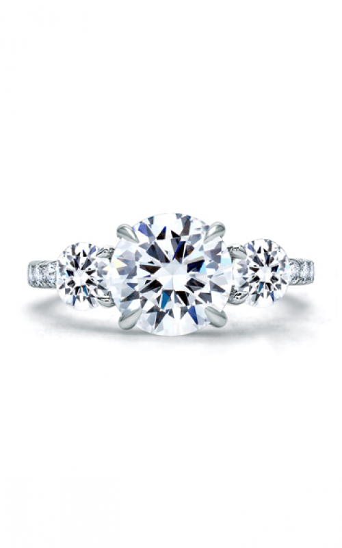 A. Jaffe Quilted Collection Engagement ring ME1854Q-308 product image