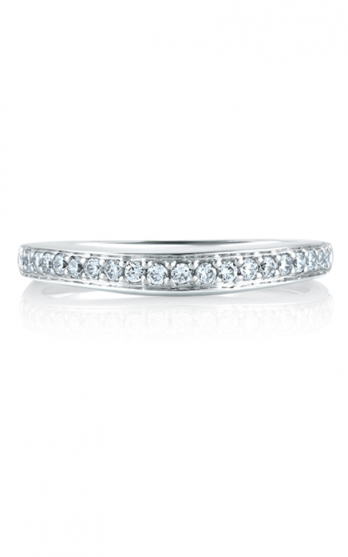 A. Jaffe Art Deco Wedding band MRS017-26 product image