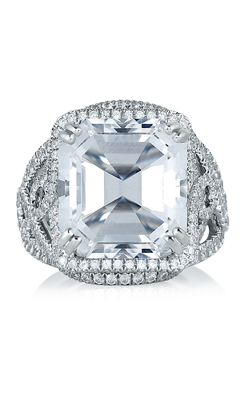 A. Jaffe Seasons of Love Engagement ring MES604-112 product image