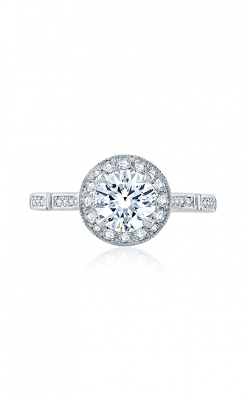 A. Jaffe Art Deco Engagement ring ME2189Q-128 product image