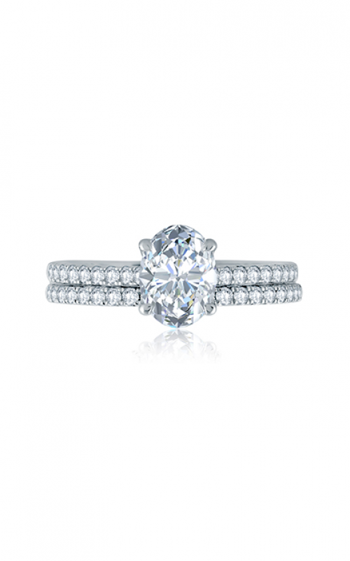 A. Jaffe Classics Engagement ring ME2180Q-177 product image