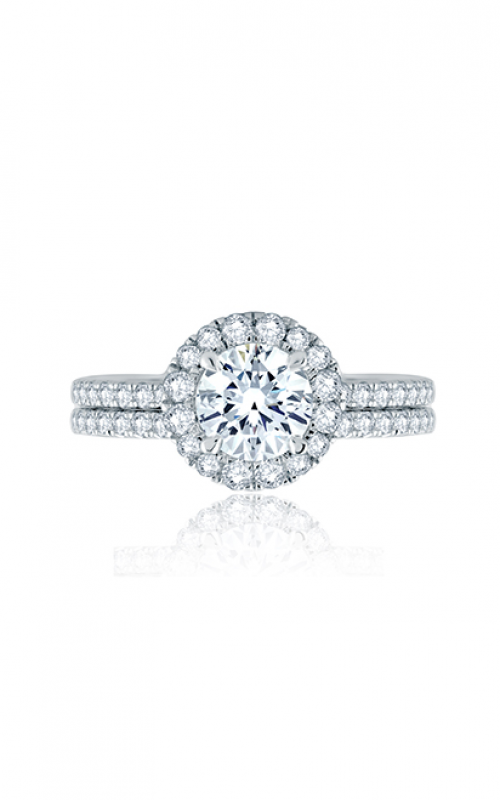 A. Jaffe Classics Engagement ring ME2167Q-152 product image