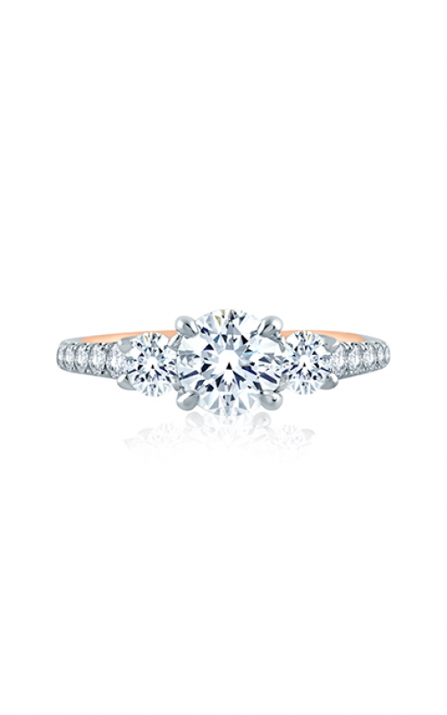 A. Jaffe Metropolitan Engagement ring MES850 product image