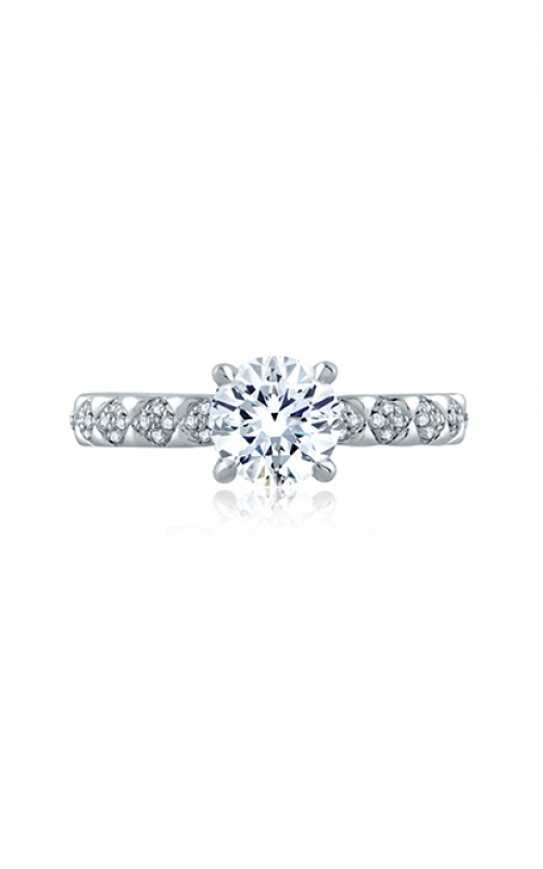 A. Jaffe Metropolitan Engagement ring ME2125Q product image