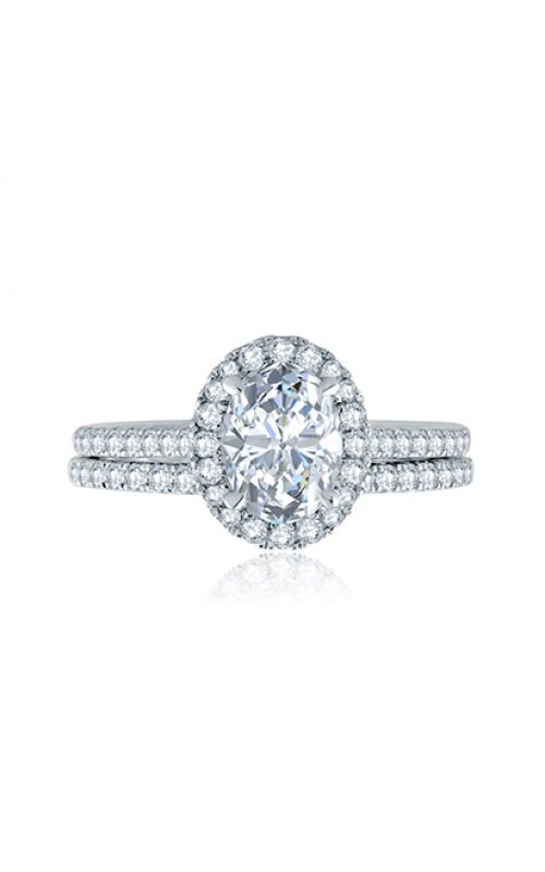 A. Jaffe Seasons of Love Engagement ring ME2181Q product image