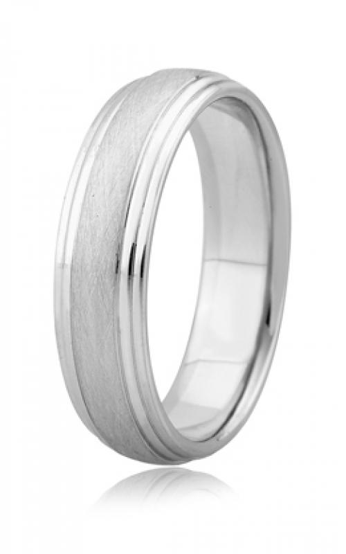 A. Jaffe Classics Wedding band BR0216-PL product image