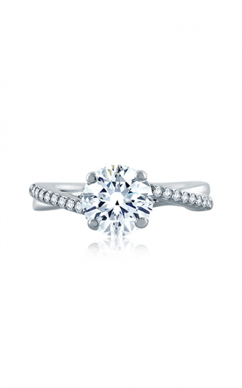 A. Jaffe Art Deco Engagement ring ME1582-63 product image