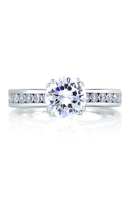 A. Jaffe Classics Engagement ring MES174-27 product image