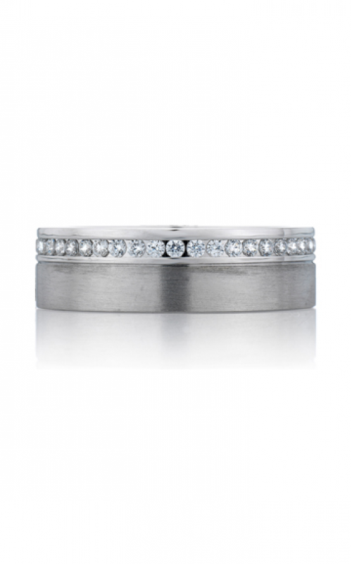A. Jaffe Metropolitan Wedding band BB0111-54BK product image