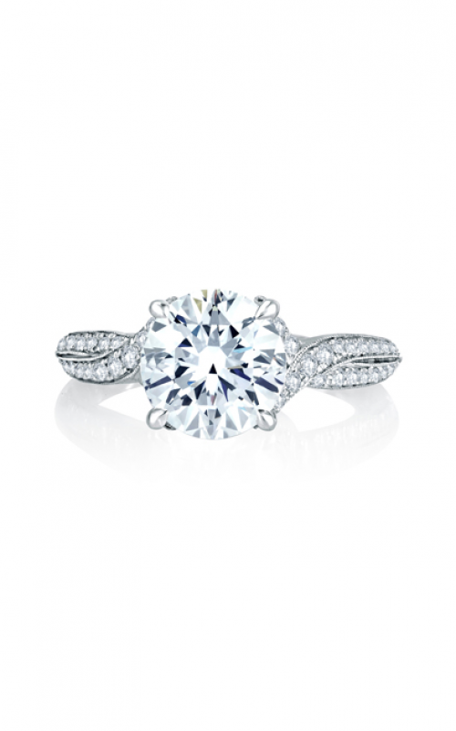 A. Jaffe Seasons of Love Engagement ring MES741Q-231 product image