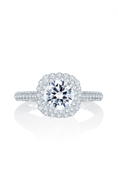 A. Jaffe Seasons of Love Engagement ring MES748Q-154 product image