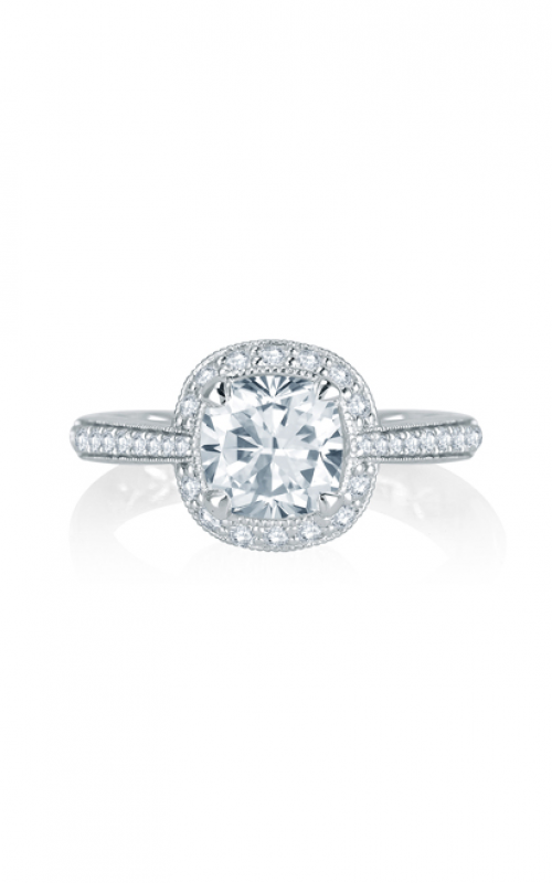 A. Jaffe Art Deco Engagement ring MES756Q-183 product image