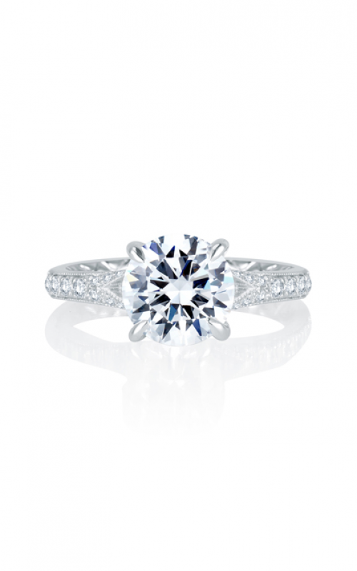 A. Jaffe Seasons of Love Engagement ring MES765Q-173 product image
