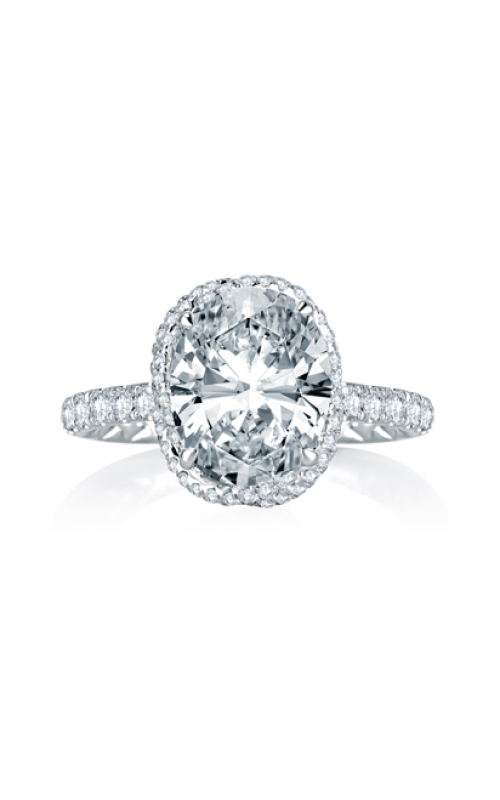 A. Jaffe Seasons of Love Engagement ring MES768Q-345 product image