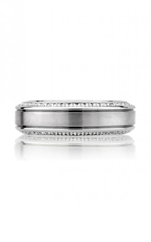 A. Jaffe Metropolitan Wedding band BB0131-110BK product image