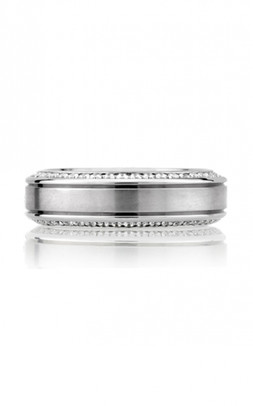 A. Jaffe Metropolitan Wedding band BB0131-110BK product image