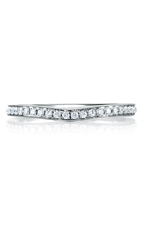 A. Jaffe Art Deco Wedding band MRS408-18 product image