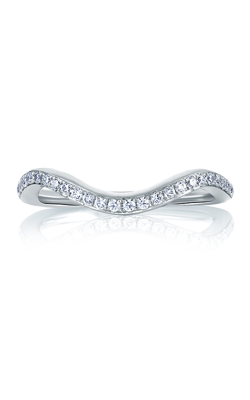 A. Jaffe Art Deco Wedding band MRS410-18 product image
