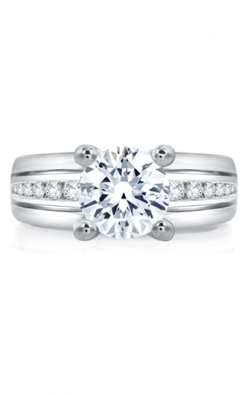 A. Jaffe Classics Engagement ring RMS006-130 product image