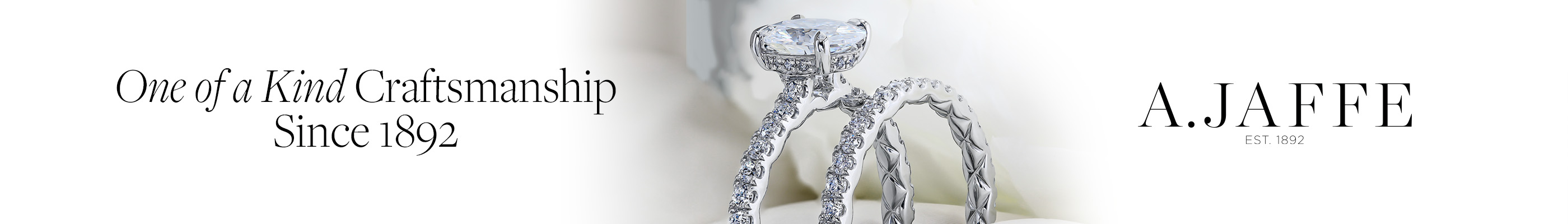 A. Jaffe Women's Wedding Bands