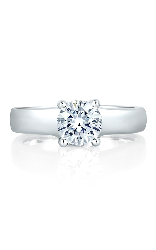 A. Jaffe Classics - 18k white gold  Engagement Ring, ME1280-40 product image