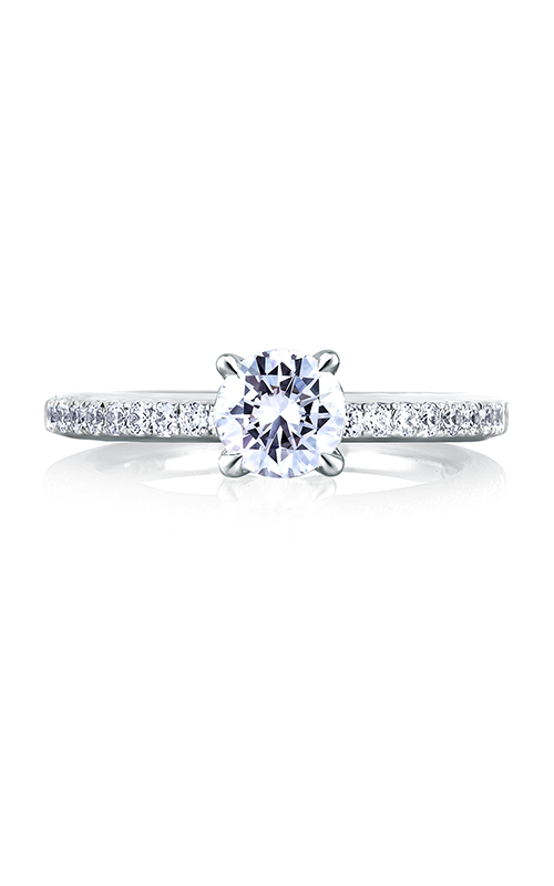 A. Jaffe Classics - 18k white gold 0.26ctw Diamond Engagement Ring, ME1533-66 product image