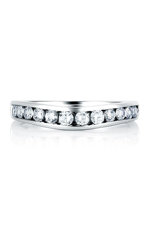 A.Jaffe Channel Set Wedding Band MRS032-26 product image