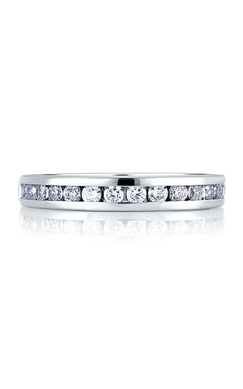 A.Jaffe Signature Channel Set Wedding Band MRS174-29 product image